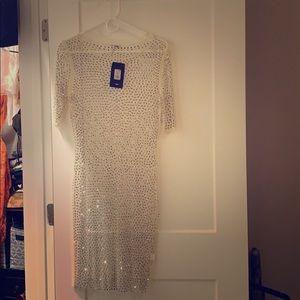 "Fashion Nova ""Birthday Suit"" Dress"